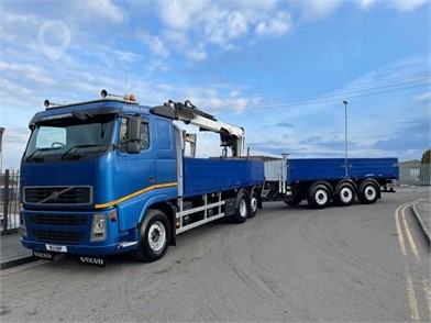2009 VOLVO FH440 at TruckLocator.ie
