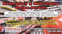 Bankruptcy & Multi-Estate - ends 6/22/21