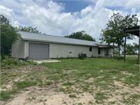 Real Estate Kenedy TX. 10 acres home, storage building
