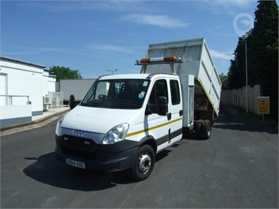 2014 IVECO DAILY 65C17 at TruckLocator.ie