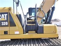 2019 Caterpillar 320 NXT Gen Hydraulic Excavator
