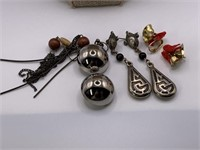 JEWERLY DIMES AUCTION GOLD STERLING SILVER FLATWARE ADDED