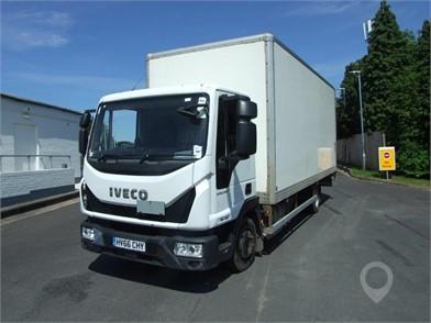 2016 IVECO EUROCARGO 75E16 at TruckLocator.ie