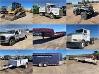 Star Construction Retirement & Idaho Motor Pool Inventory Re