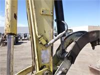 2006 Yanmar SV100 Hydraulic Excavator