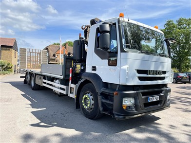 2008 IVECO STRALIS 420 at TruckLocator.ie