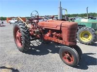 Farmall H Wheel Tractor