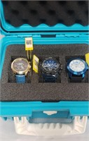 Kimmons Auction- Invicta Watches