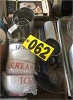 The Estate of Billie Marshall - Houshold - Farm Items