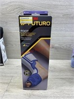 Night foot support