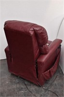Small Faux Leather Lift Chair &Recliner By Golden