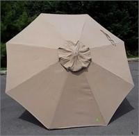 Sunbrella 8ft Fabric Outdoor Umbrella
