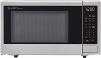 Sharp Smart Microwave Oven Stainless Steel
