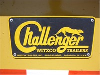 2021 Witzco RG-52 3 Axle Lowboy Trailer