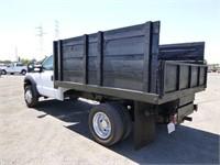 2012 Ford F450 Dump Truck