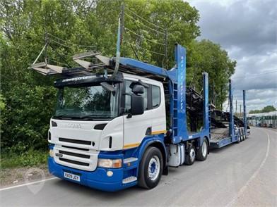 2009 SCANIA P420 at TruckLocator.ie