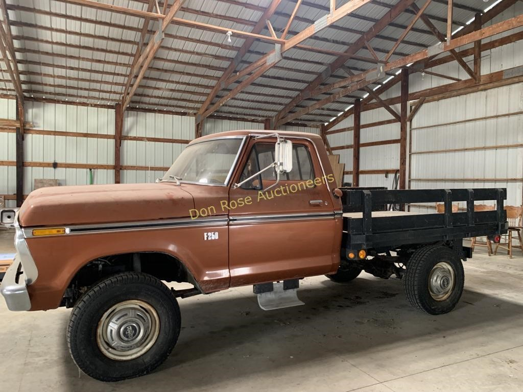 76 Ford Truck