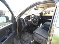 2012 Ram 2500 Crew Cab Pickup Truck