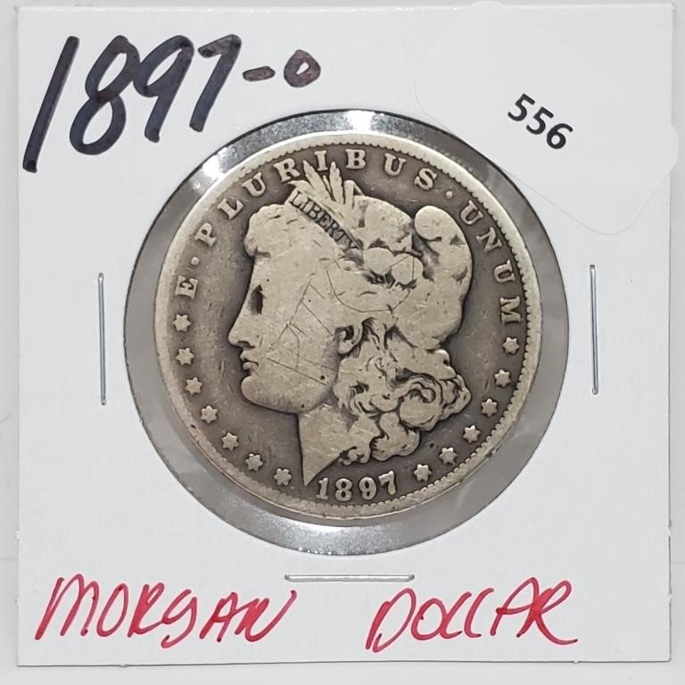 $1 Start Rare Coins & Fine Jewelry Tues. 6/15