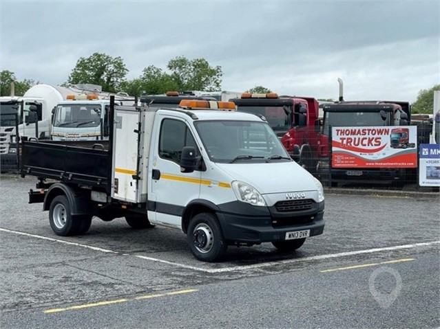 2013 IVECO DAILY 70C17 at TruckLocator.ie