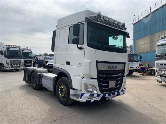 2015 DAF XF510 at TruckLocator.ie