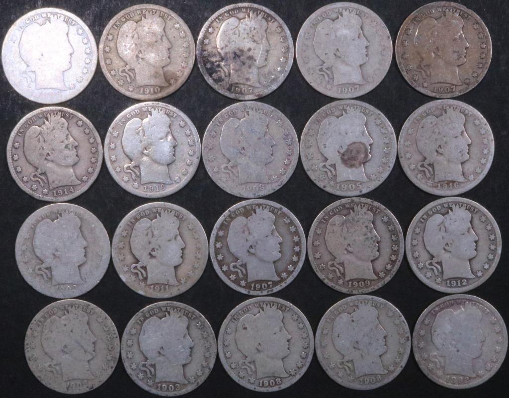 Coin and Bullion Auction #126