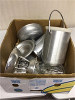 Aluminum product collection, tools, furniture oarts & More