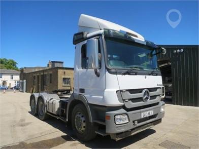 2013 MERCEDES-BENZ ACTROS 2644 at TruckLocator.ie