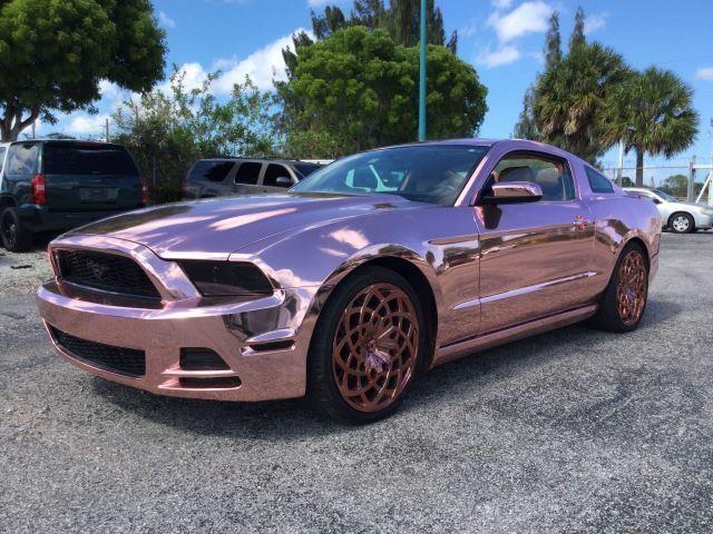 2014 Ford Mustang (Rebuilt Title)