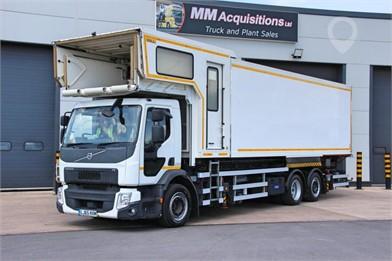 2016 VOLVO FE250 at TruckLocator.ie