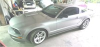 413-2009 Ford Mustang GT