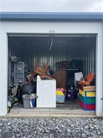 Added Storage Unit Liquidation