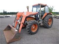 Kubota M9580 4x4 Tractor Loader
