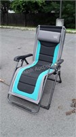 Timber Ridge Gravity Recliner Chair, used still