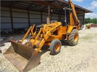 Case 580 C Tractor Loader Backhoe