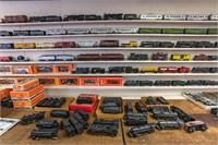 Train Collection Auction - 321 E Main St, Leola