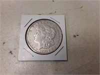 Junebug Christmas Jubilee, Coin Auction June 2021
