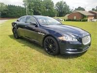 2012 Jaguar XJ Supercharged (10% BP)