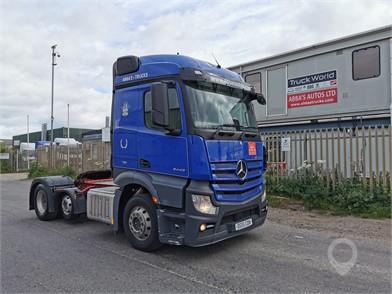 2015 MERCEDES-BENZ ACTROS 2443 at TruckLocator.ie
