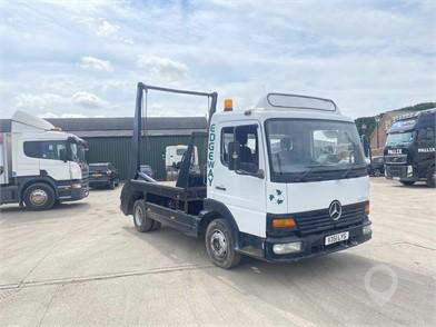 2000 MERCEDES-BENZ ATEGO 815 at TruckLocator.ie
