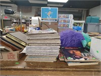 weekly thursday sale  6/17/21  comics,albums,gaming,misc