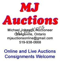 MJ Auctions - Consignment Sale