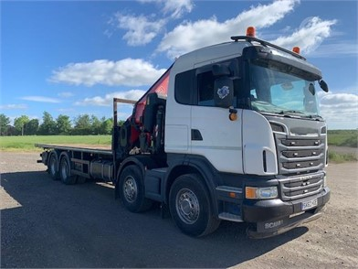 2012 SCANIA G400 at TruckLocator.ie