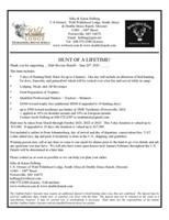 Sat., June 26th Matt Stevens Benefit Auction, Pana, IL