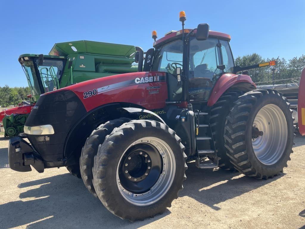 2014 Case-IH 290 Magnum MFWD Tractor
