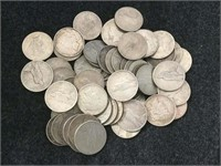 HB-6/22 - Coins - Bullion - Hoarders Lots -