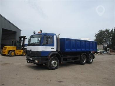 2004 MERCEDES-BENZ ATEGO 2633 at TruckLocator.ie