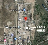 SMALL TOWN - LARGE WYOMING RESENDENTIAL LOT