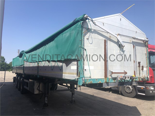 2000 PAGANINICAR S/R RIBALTABILE DOPPIA CASSA 12.60 a www.venditacamion.com