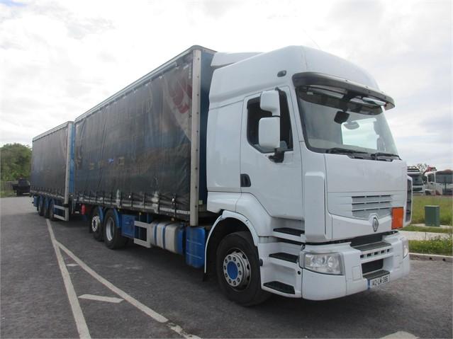 2014 RENAULT PREMIUM 430 at TruckLocator.ie